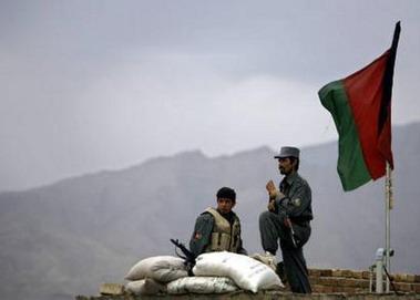 大国坟墓——阿富汗与塔利班组织(上)